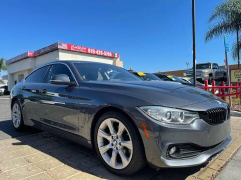 2015 BMW 4 Series for sale at CARCO SALES & FINANCE in Chula Vista CA