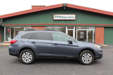 2017 Subaru Outback for sale at Gentry Auto Sales in Portage MI