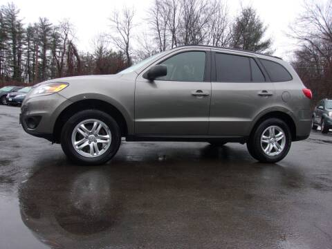 2012 Hyundai Santa Fe for sale at Mark's Discount Truck & Auto Sales in Londonderry NH
