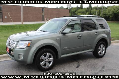 2008 Mercury Mariner for sale at Your Choice Autos - My Choice Motors in Elmhurst IL