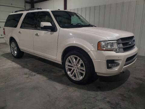 2016 Ford Expedition EL for sale at Hatcher's Auto Sales, LLC in Campbellsville KY