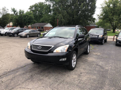 2009 Lexus RX 350 for sale at Neals Auto Sales in Louisville KY