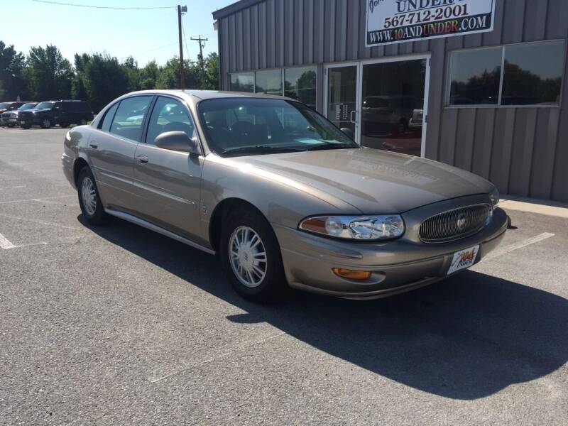 2003 Buick LeSabre for sale at KEITH JORDAN'S 10 & UNDER in Lima OH
