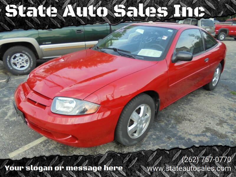 2005 Chevrolet Cavalier for sale in Burlington, WI