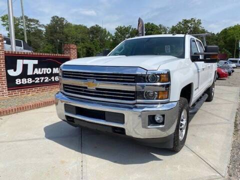 2016 Chevrolet Silverado 2500HD for sale at J T Auto Group in Sanford NC