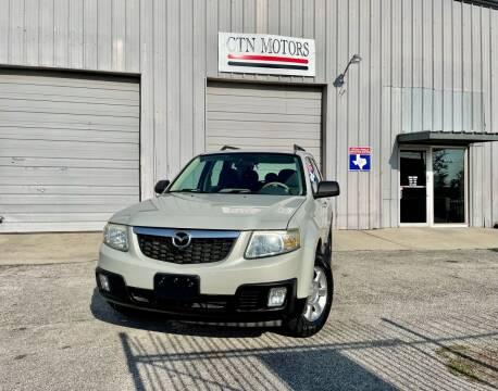 2008 Mazda Tribute for sale at CTN MOTORS in Houston TX