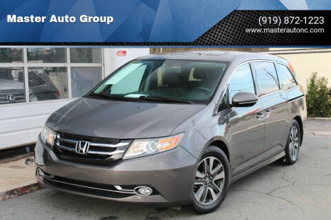 2015 Honda Odyssey for sale at Master Auto Group in Raleigh NC