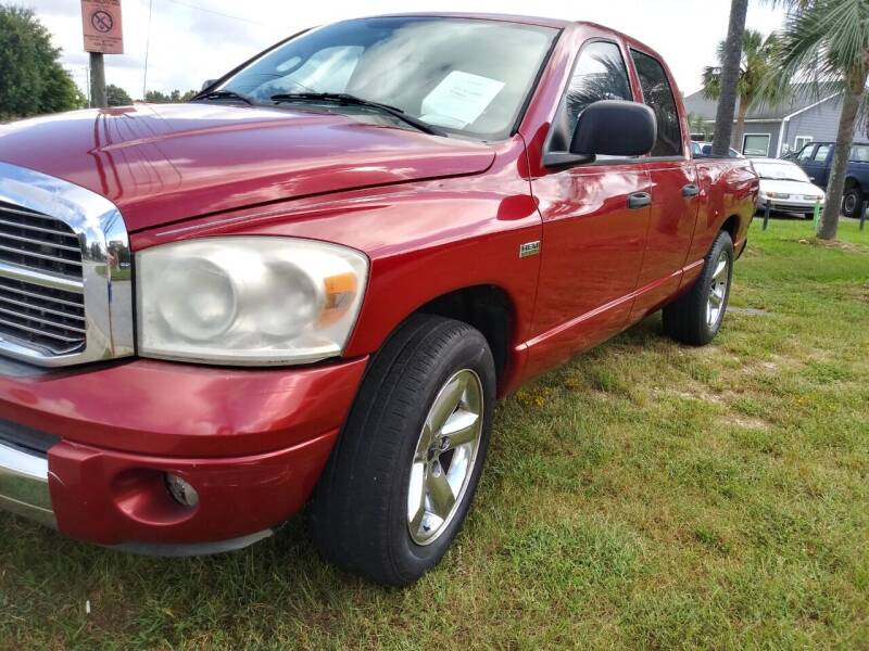 2007 Dodge Ram Pickup 1500 for sale at Auto 1 Madison in Madison GA