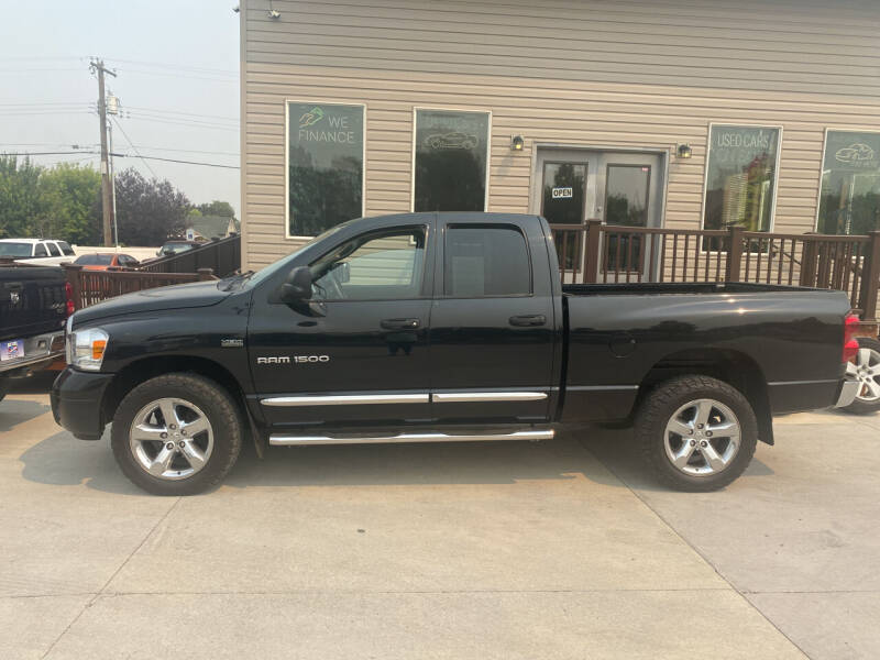2007 Dodge Ram Pickup 1500 for sale at Allstate Auto Sales in Twin Falls ID