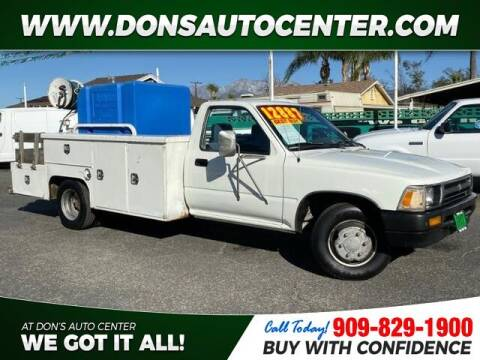 1992 Toyota Pickup for sale at Dons Auto Center in Fontana CA