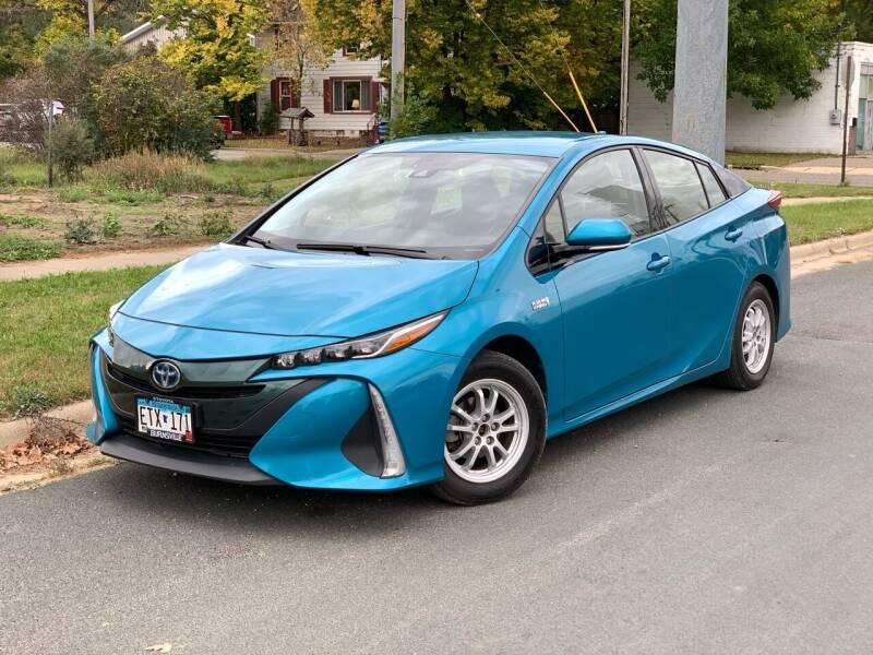 2017 Toyota Prius Prime for sale in Farmington, MN