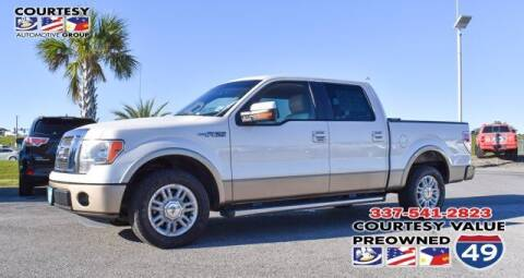 2011 Ford F-150 for sale at Courtesy Value Pre-Owned I-49 in Lafayette LA