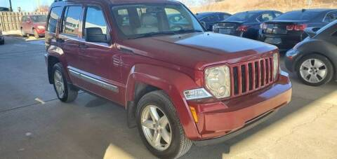 2011 Jeep Liberty for sale at Divine Auto Sales LLC in Omaha NE