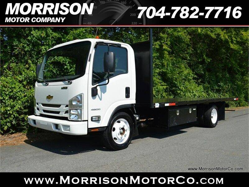 2018 Chevrolet 4500 LCF for sale in Concord, NC