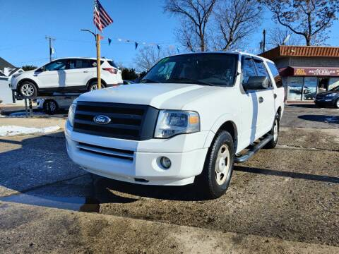 2009 Ford Expedition for sale at Lamarina Auto Sales in Dearborn Heights MI