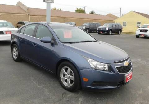 2014 Chevrolet Cruze for sale at Will Deal Auto & Rv Sales in Great Falls MT