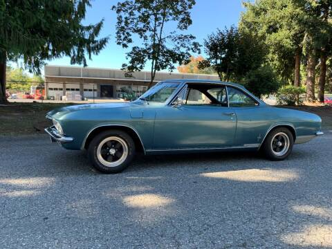 1965 Chevrolet Corvair for sale at Classic Car Addiction in Marysville WA