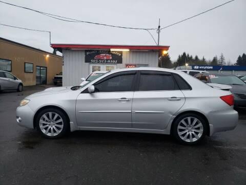 2009 Subaru Impreza for sale at Ron's Auto Sales in Hillsboro OR