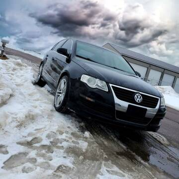 2007 Volkswagen Passat for sale at Born Again Auto's in Sioux Falls SD