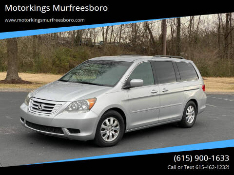 2010 Honda Odyssey for sale at Motorkings Murfreesboro in Murfreesboro TN