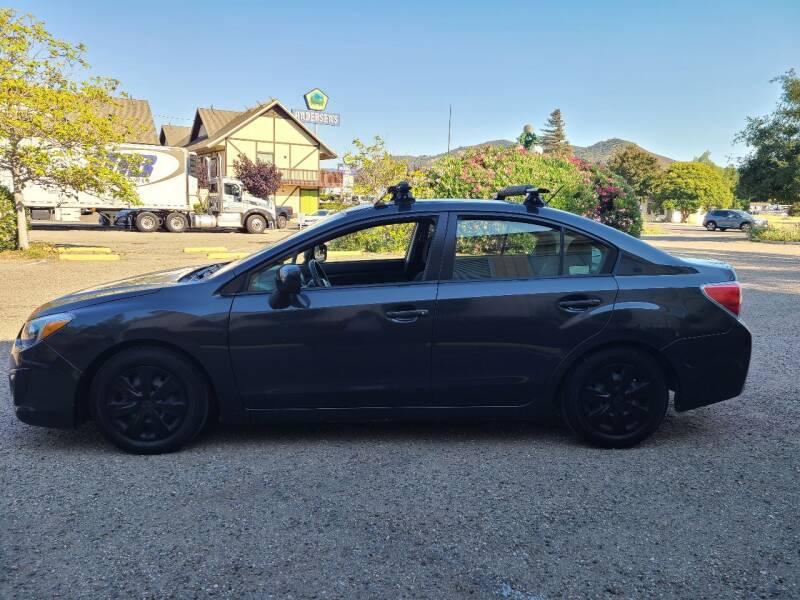 2014 Subaru Impreza for sale at Coast Auto Sales in Buellton CA