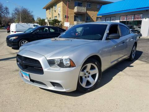 2013 Dodge Charger for sale at Nationwide Auto Group in Melrose Park IL