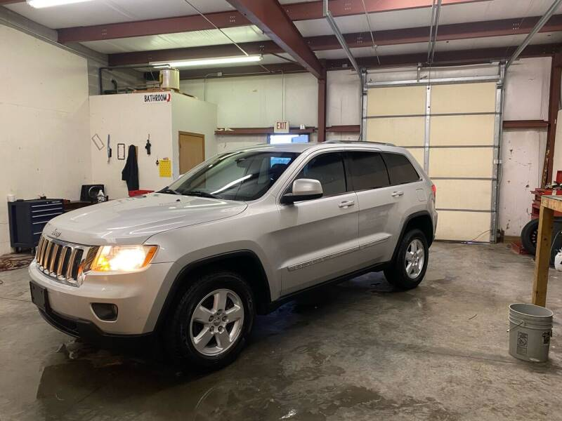 2012 Jeep Grand Cherokee for sale at Car Barn of Springfield in Springfield MO