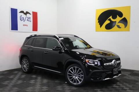 2021 Mercedes-Benz GLB for sale at Carousel Auto Group in Iowa City IA