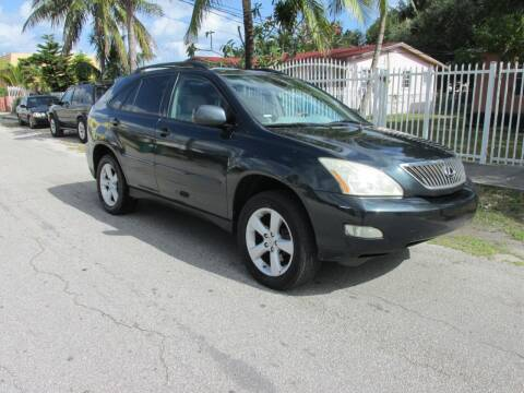2006 Lexus RX 330 for sale at TROPICAL MOTOR CARS INC in Miami FL