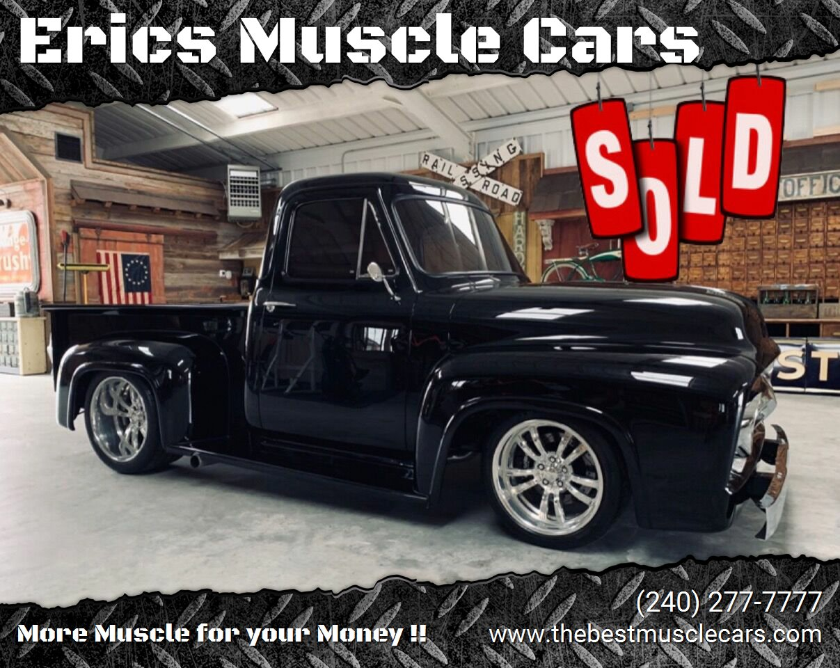 1953 Ford F-100 SOLD SOLD SOLD