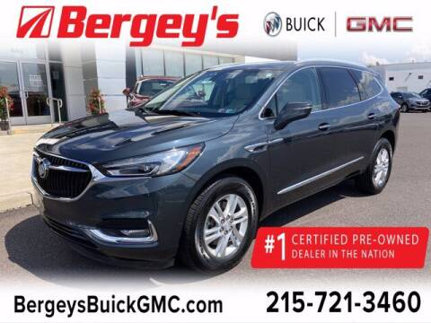 2018 Buick Enclave for sale at Bergey's Buick GMC in Souderton PA
