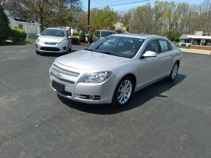 2009 Chevrolet Malibu for sale at Keens Auto Sales in Union City OH