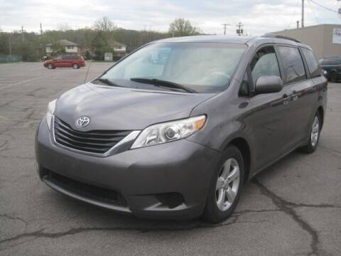 2011 Toyota Sienna for sale at ELITE AUTOMOTIVE in Euclid OH