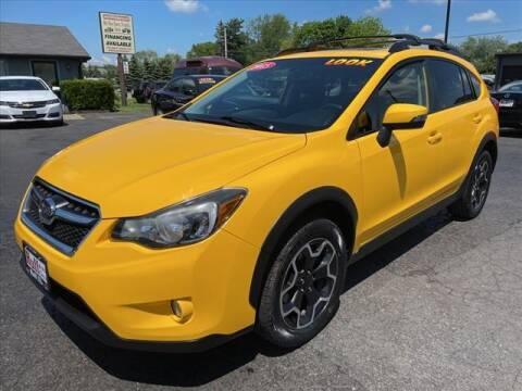 2015 Subaru XV Crosstrek for sale at HUFF AUTO GROUP in Jackson MI