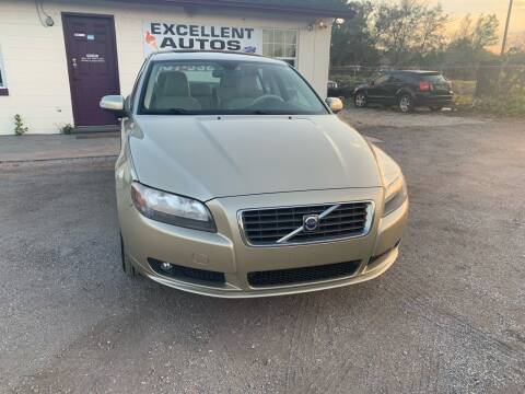 2007 Volvo S80 for sale at Excellent Autos of Orlando in Orlando FL
