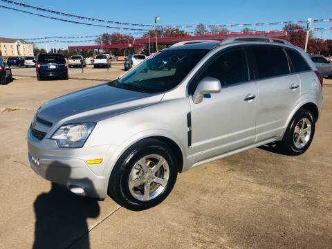 2014 Chevrolet Captiva Sport for sale at Pioneer Auto in Ponca City OK
