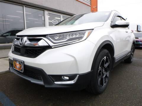 2017 Honda CR-V for sale at Torgerson Auto Center in Bismarck ND