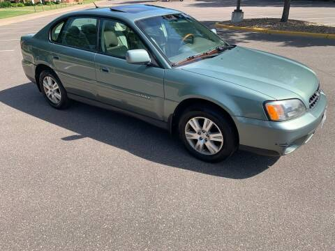 2004 Subaru Outback for sale at Major Motors Automotive Group LLC in Ramsey MN