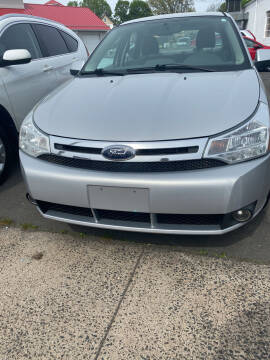 2008 Ford Focus for sale at Story Brothers Auto in New Britain CT
