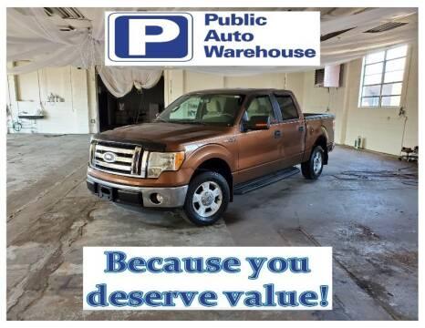 2011 Ford F-150 for sale at Public Auto Warehouse in Pekin IL