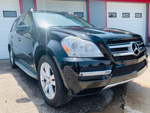 2011 Mercedes-Benz GL-Class for sale at P.G.P. Exotic Auto Sales Inc. in Owensboro KY
