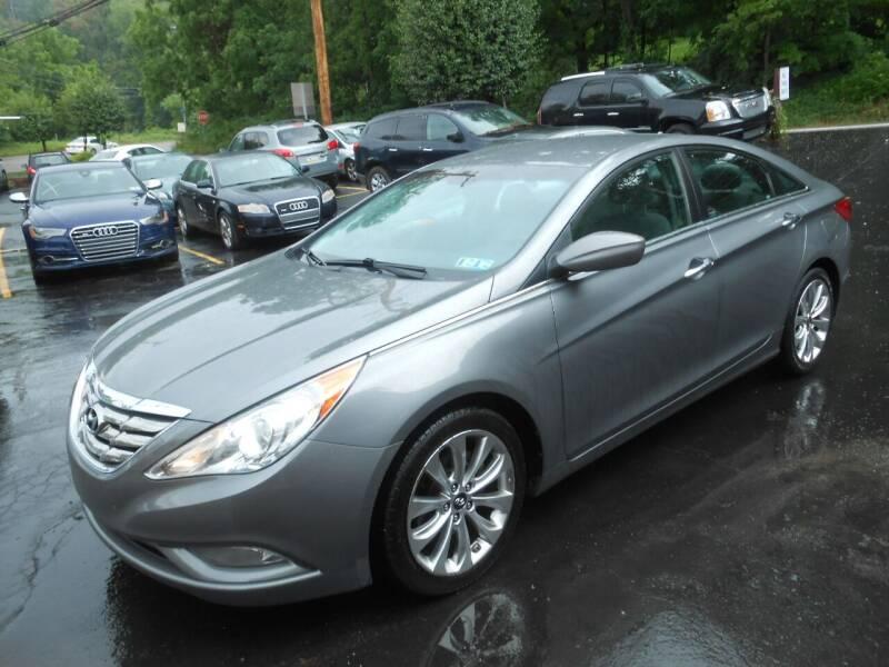 2011 Hyundai Sonata for sale at AUTOS-R-US in Penn Hills PA