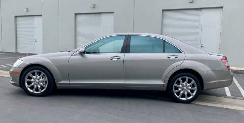 2008 Mercedes-Benz S-Class for sale at Autos Direct in Costa Mesa CA