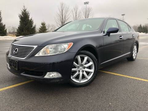 2007 Lexus LS 460 for sale at Car Stars in Elmhurst IL