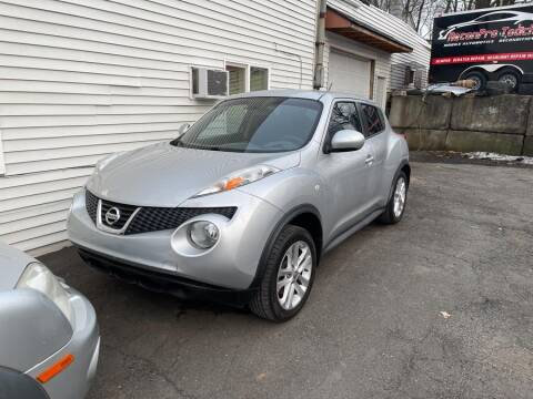 2014 Nissan JUKE for sale at Car VIP Auto Sales in Danbury CT