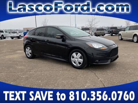 2013 Ford Focus for sale at LASCO FORD in Fenton MI