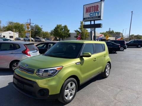 2017 Kia Soul for sale at Motor City Sales in Wichita KS