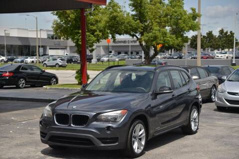 2014 BMW X1 for sale at Motor Car Concepts II - Colonial Location in Orlando FL