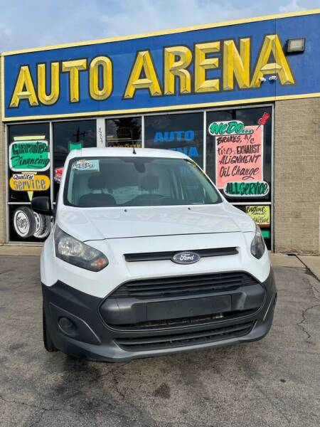 2016 Ford Transit Connect Cargo for sale at Auto Arena in Fairfield OH