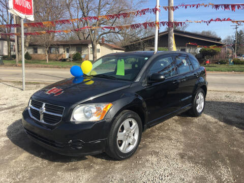 2009 Dodge Caliber for sale at Antique Motors in Plymouth IN